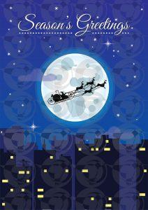 Christmas-Night-City-Silhouette