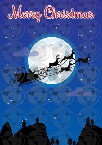 Christmas-Night-Silhouette