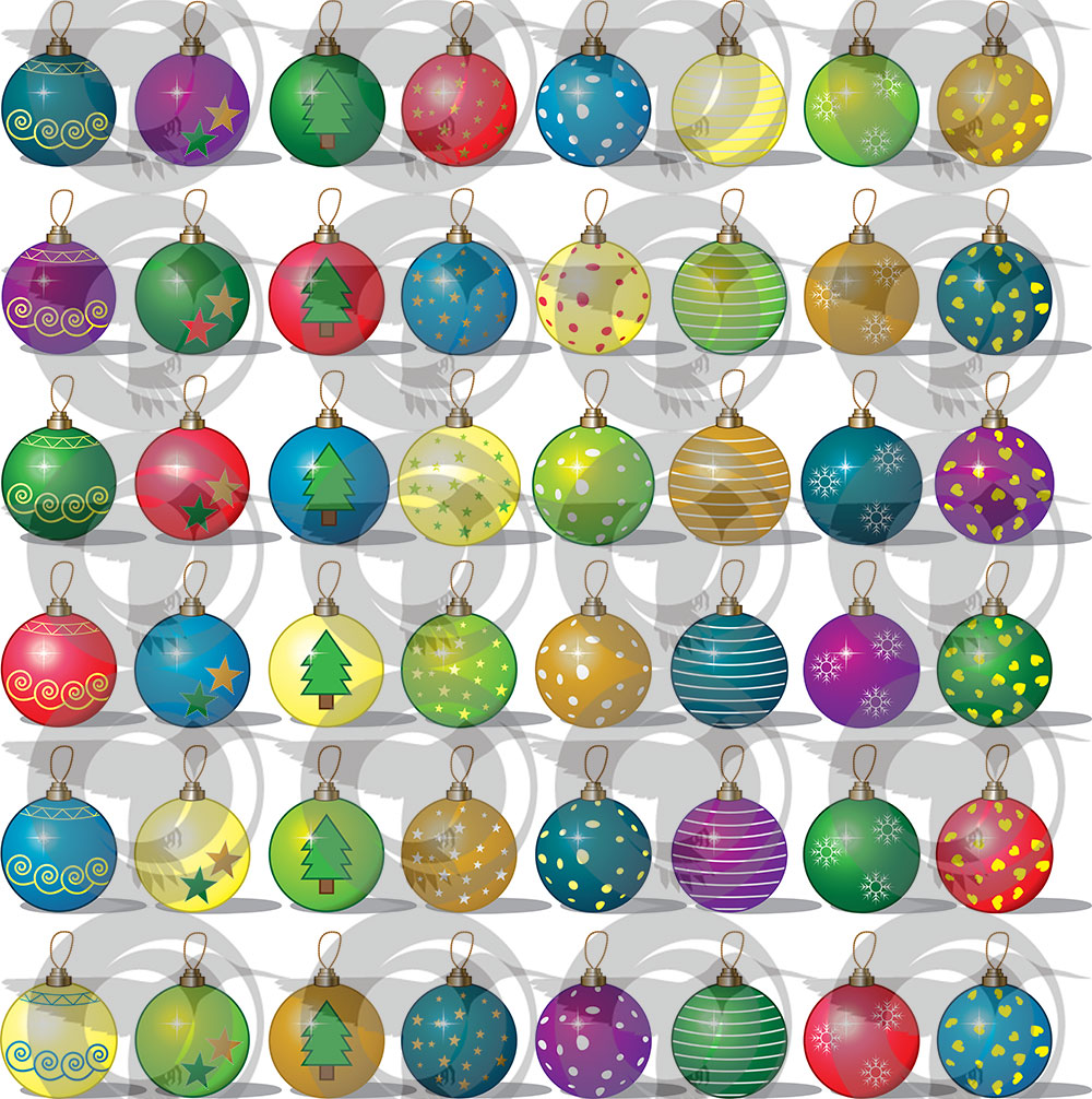 baubles pack