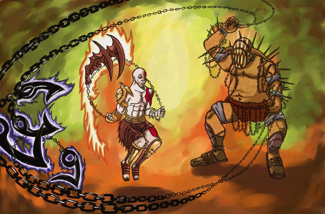 kratos v hades