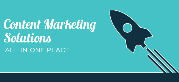 Content Marketing Solutions All In Place