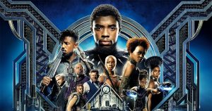 Marvel's Black Panther Movie Promo Artwork