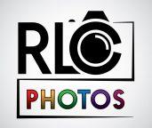 RLC Photos Logo Design