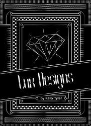 Lux Designs Portfolio Cover
